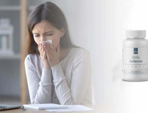 Supplementing Your Immune System with a Daily Defense to Fight Pathogens