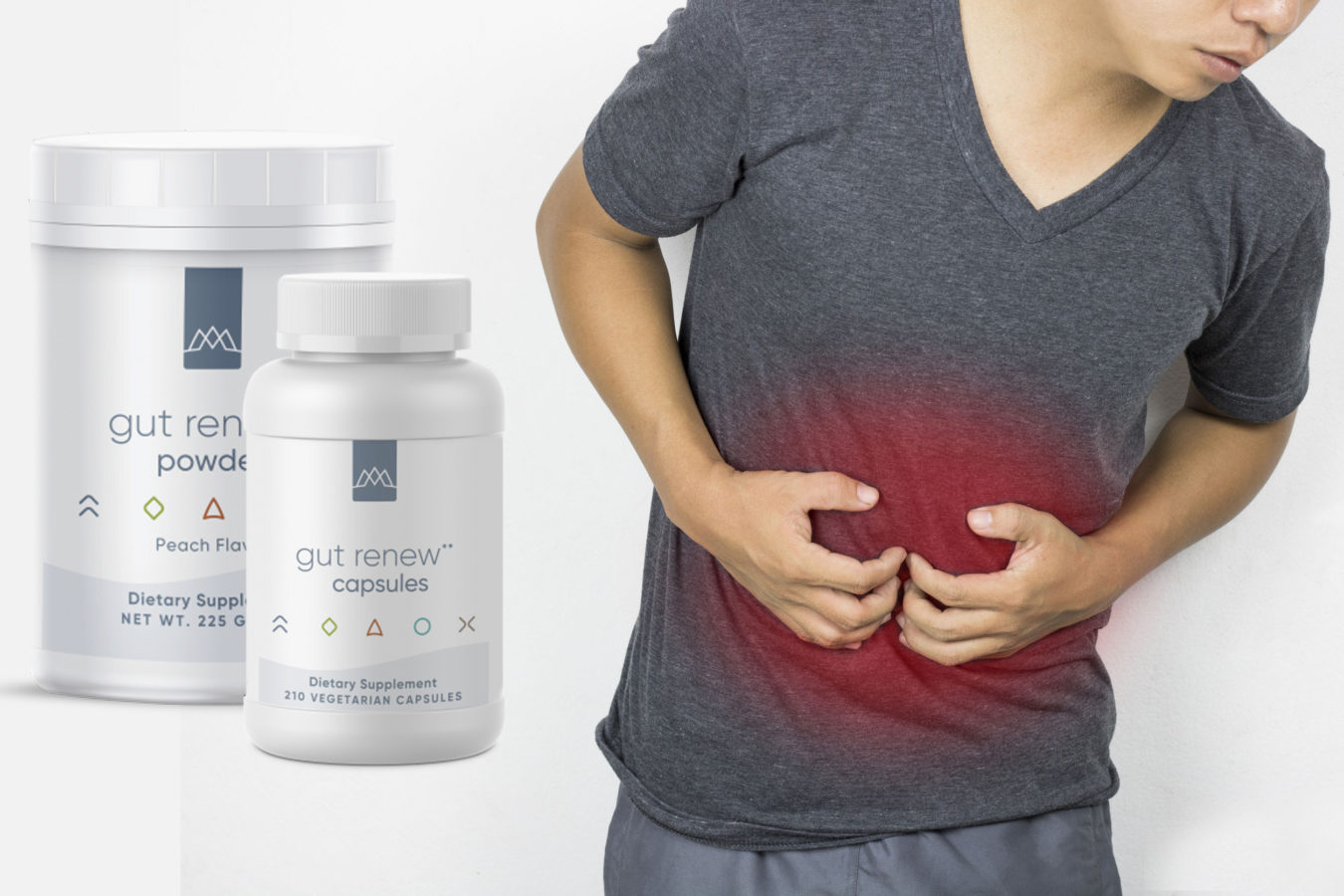 Gut Renew: Replenish Nutrients in Your Gut and Restore Your Gut Health
